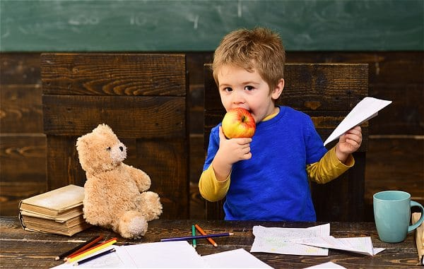 ADHD in kids can make them lack different nutrients