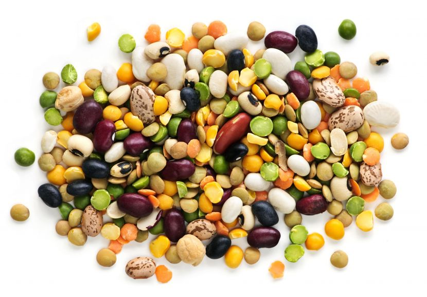 Beans are both, vegetables and proteins