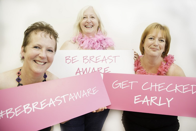 Breast cancer is treatable