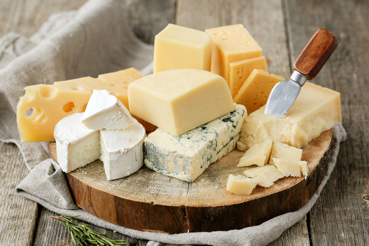 Cheese can reduce risk of cardiovascular disease