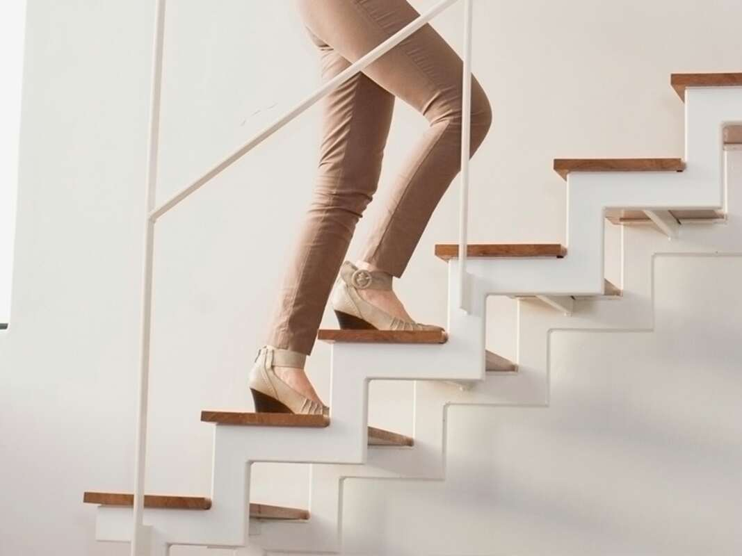 How fast you climb stairs determines how long you live