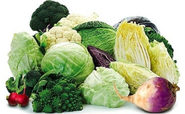 Cruciferous veggies contain phytonutrients, vitamins and minerals
