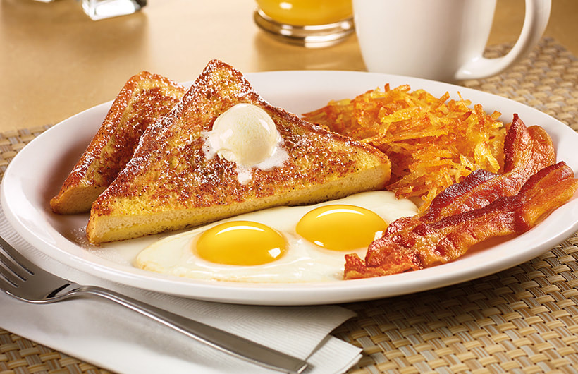 French toast is a signature dish of France