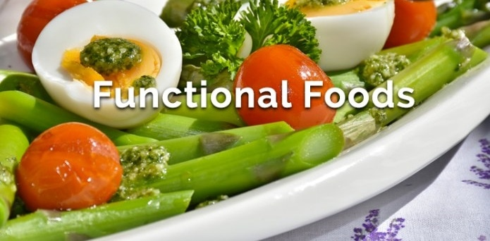 Functional foods have physiological benefits