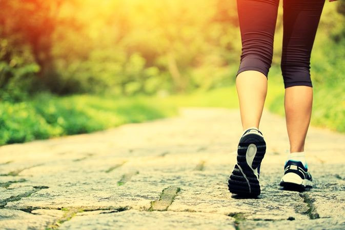 Improve muscle coordination with retro walking