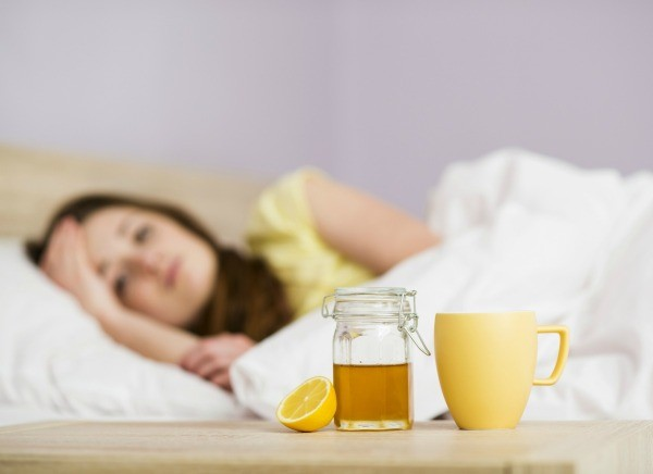 Honey can be an effective treatment for cough, cold and bronchitis