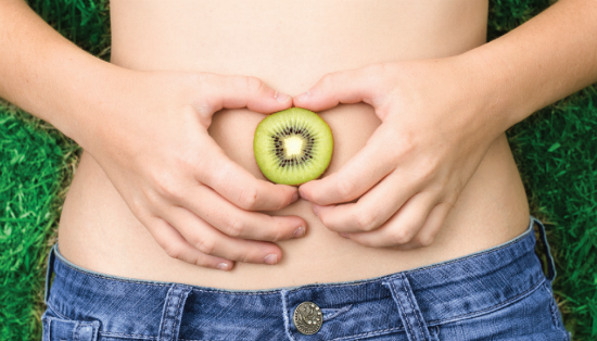 Eating the whole fruit saves you against constipation problems