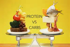 Protein and Carbohydrates for Energy