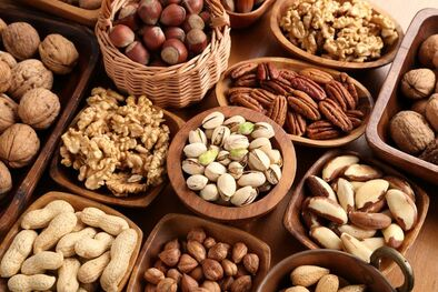 Every nut bestows different nutrient benefits on the consumer