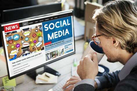 Many individuals spend a quarter of their day surfing social media sites