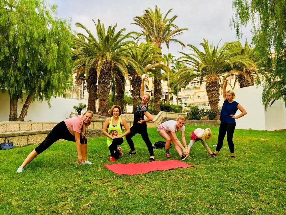Team-based exercises improve well-being & longevity