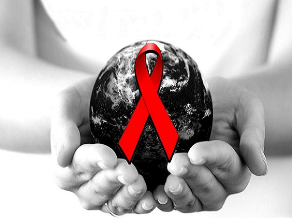 Kissing,hugging or speaking to people does not spread HIV infection.
